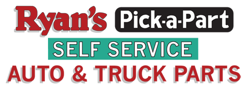Auto Parts and Truck Parts - Ryan's Pick-a-Part